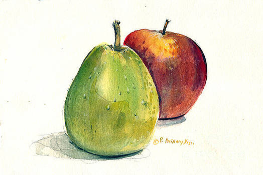Juicy Fruit by P Anthony Visco