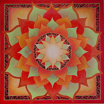 Juicy Lotus by Charlotte Backman