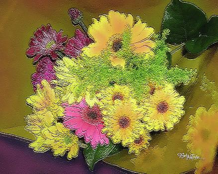 Julian Flowers #076 by Barbara Tristan