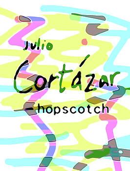 Paul Sutcliffe - Julio Cortazar Poster