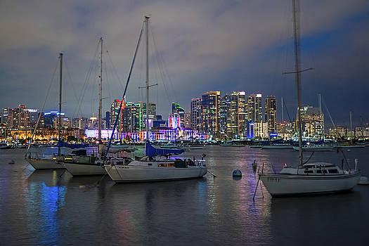 Robert VanDerWal - July 4th San Diego Harbor