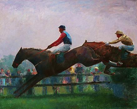 Jump by Anne Lattimore