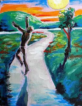 Jump for Joy dance for Joy by Tara Stephanos