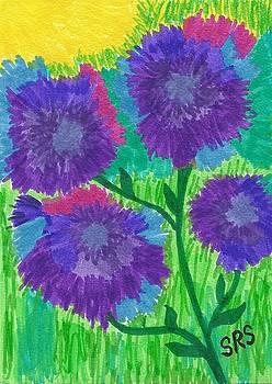 June Blooms by Susan Schanerman