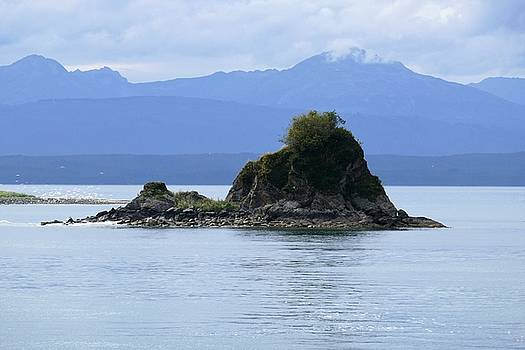 Juneau Rock by Lawrence Birk