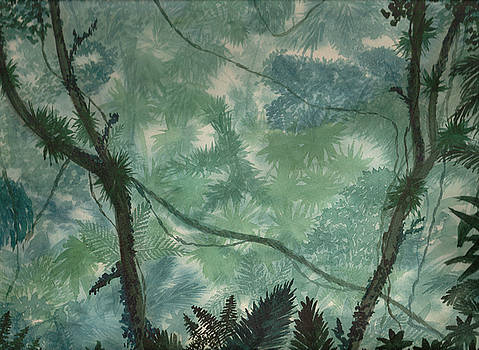 Jungle by Jeanette Lindblad