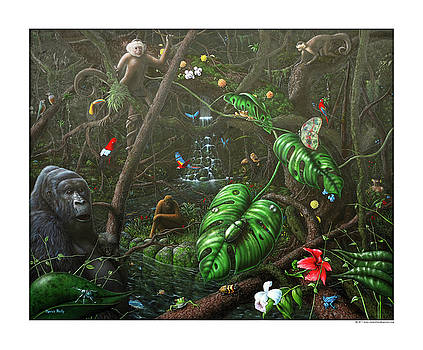 Jungle by Patrick Reilly