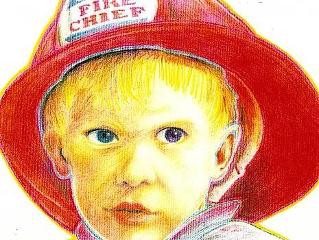 Junior Fire Chief by Jim Harris