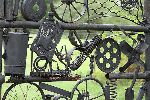 Junk Art by Marilyn West