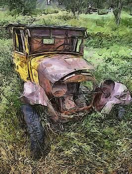 Junk Truck by Murphy Elliott