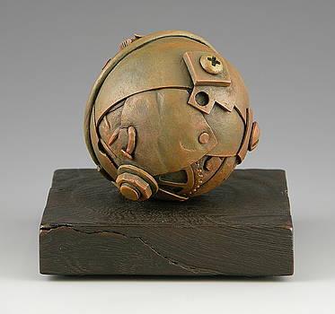 Junkyard Dog Ball by Jacques Vesery