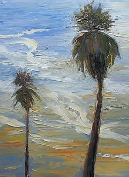 Junkyard Palms by Thomas Phinnessee