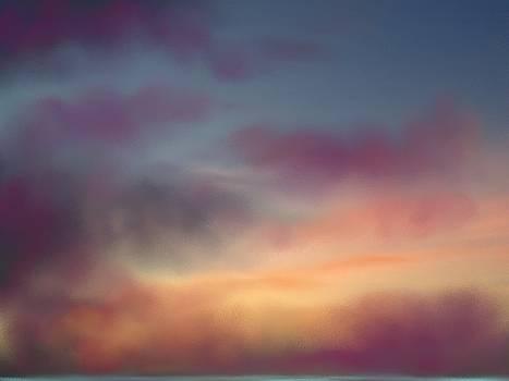 Juno Sunrise  by Jodi Eaton