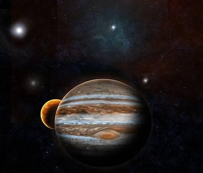 Jupiter by Emiliano Giardini