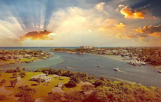 Jupiter Florida by Sunman