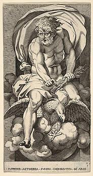 Giovanni Jacopo Caraglio - Jupiter