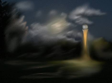 Jupiter lighthouse by Jodi Eaton