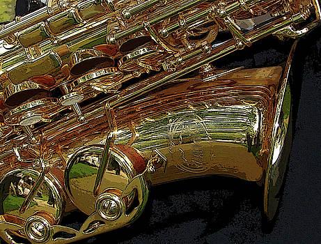 Michelle Calkins - Jupiter Saxophone