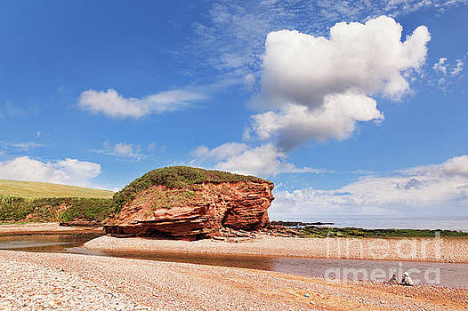Jurassic Coast by Colin and Linda McKie