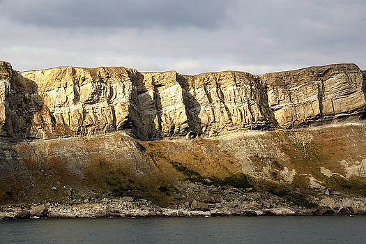 Jurassic Coast Formations by Mike Finding