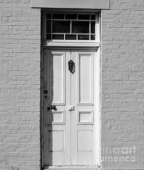Just a door by Evan Sorrell