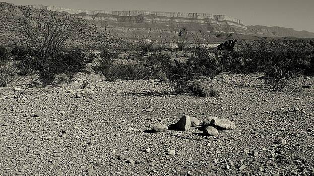 Karen Musick - Just a Pile of Rocks - Question