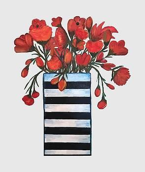 Just a Whimsy Art by Brenda Boss by Brenda Boss