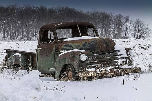 Just an Old Pickup Truck by Melinda Martin