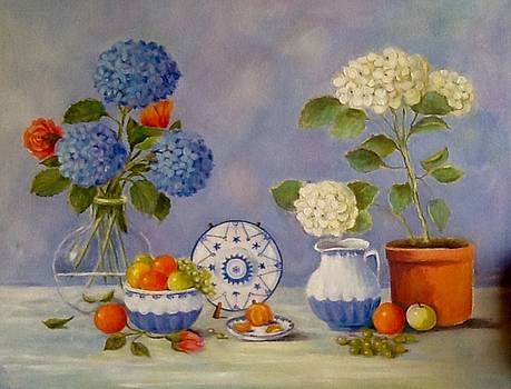 Just Another Still Life by Pam Usher