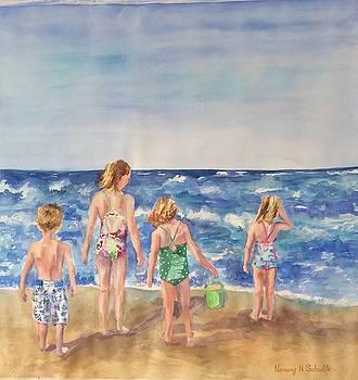 Just Beachy by Nancy Henkel Schulte