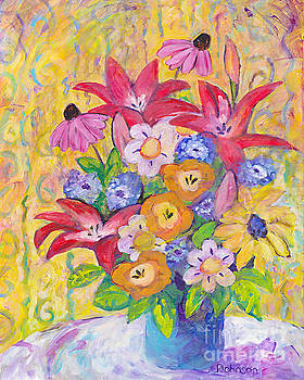 Peggy Johnson - Just Because Bouquet