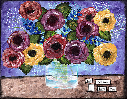 Just Because by Clover Moon Designs Peggy Sowers-Heckman