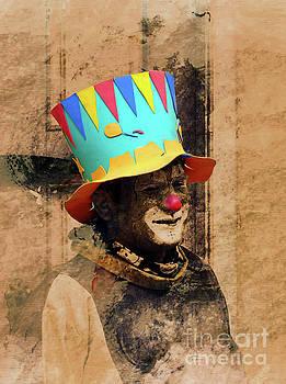 Just Clowning Around II by Al Bourassa