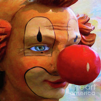 Just Clowning  by L Wright
