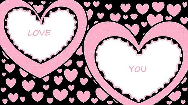 Just Hearts 2 by Linda Velasquez