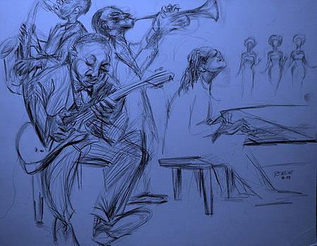 Just Jamming by Patrick Mills