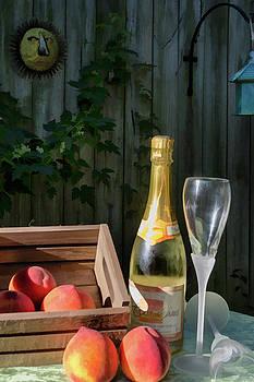 Just Peachy by Winnie Chrzanowski