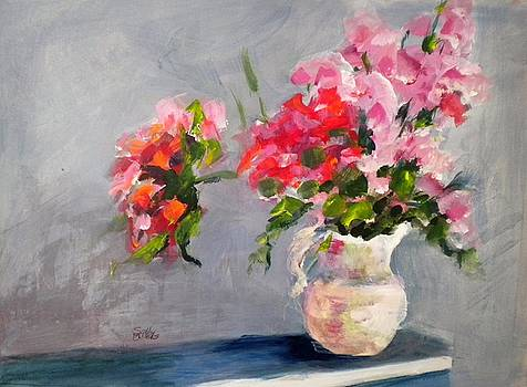 Spring Bouquet by Sally Bullers