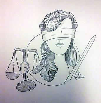 Justice by Loretta Nash
