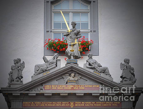 Jost Houk - Justice of Wittenberg