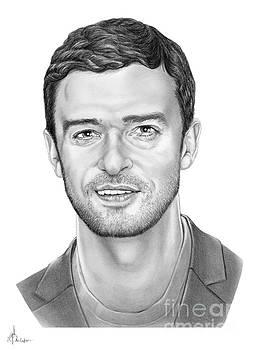 Justin Timberlake by Murphy Elliott