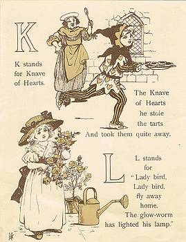 K and L ABC Book by Reynold Jay