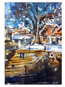 K by Sijimon Siddique