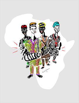 Kaakaaki Africa by Adekunle Ogunade