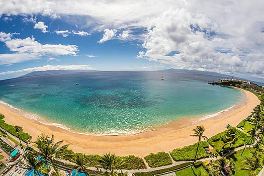 Ka'anapali Beach by Cole Golphenee