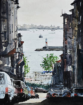 Kadikoy Istanbul by Dogan Soysal
