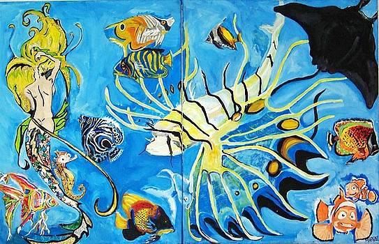 Kaelas Ocean by Michael Henzel