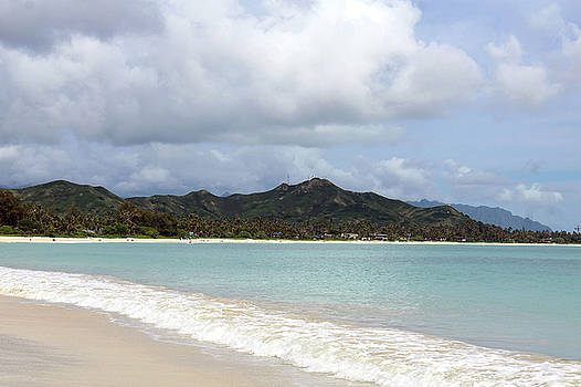 Kailua Beach by Carolyn Ricks