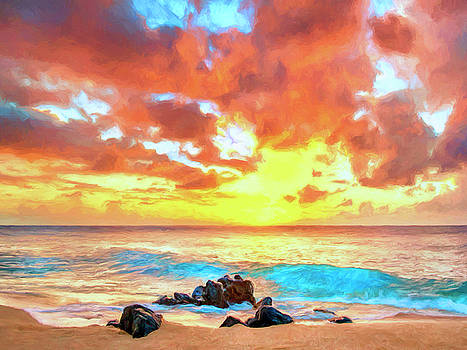 Dominic Piperata - Kailua-Kona Sunset