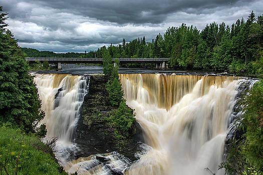 Kakabeka Falls, Ontario by Kathy Paynter